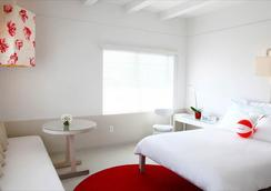 Townhouse Hotel Miami Beach - Miami Beach - Bedroom