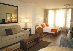 Eco Alcala Suites - Madrid - Bedroom