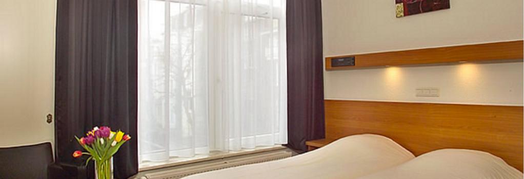 Hotel Nicolaas Witsen - Amsterdam - Bedroom