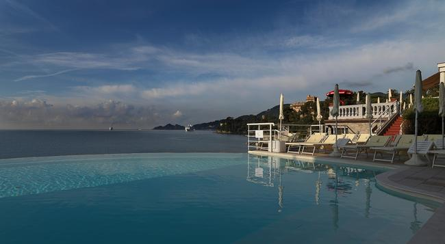 Excelsior Palace Hotel - Rapallo - Building