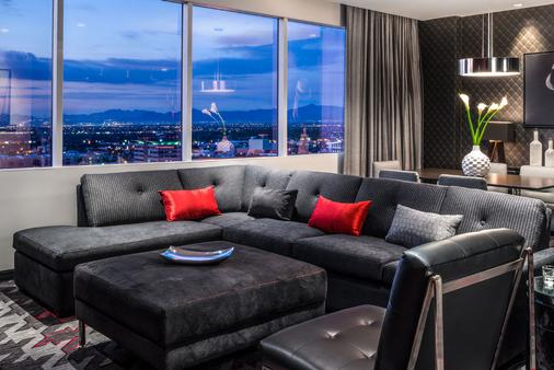 the D Las Vegas - Las Vegas - Living room