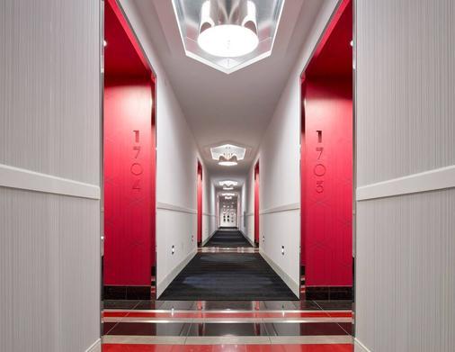 the D Las Vegas - Las Vegas - Hallway