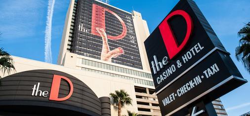 the D Las Vegas - Las Vegas - Building