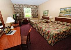 Adam's Airport Inn - Ottawa - Bedroom