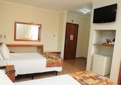 Hotel Riviera Araçatuba - Araçatuba (São Paulo) - Bedroom