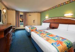 Disney's All-Star Movies Resort - Lake Buena Vista - Bedroom
