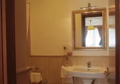 Hotel Villa Rosa - Rome - Bathroom