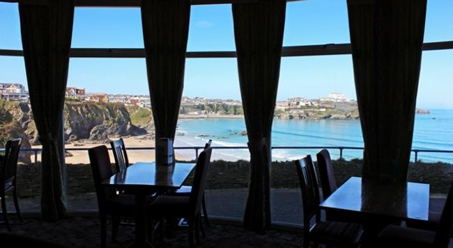 Great Western Hotel - Newquay - Restaurant