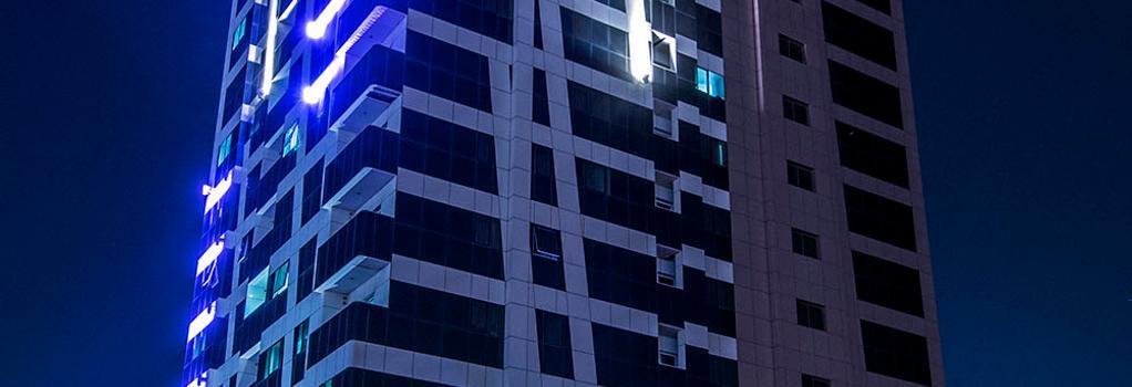 Hala Inn Hotel Apartments - Ajman - Building
