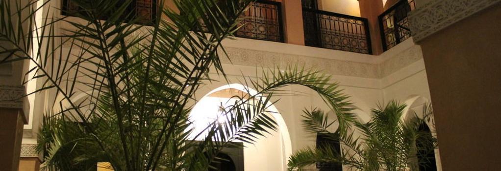 Riad Althea El Mellah - Marrakesh - Building