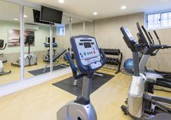 Shadyside Inn All Suites Hotel - Pittsburgh - Gym