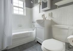 Shadyside Inn All Suites Hotel - Pittsburgh - Bathroom