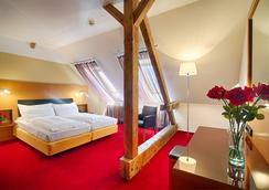 Theatrino - Prague - Bedroom
