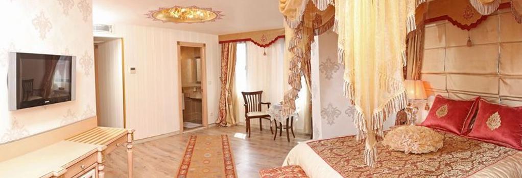 Albatros Premier Hotel - Istanbul - Bedroom