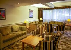 Quality Hotel Hampstead - London - Lobby