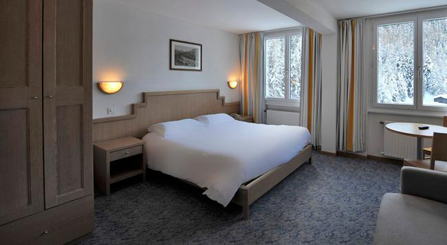 Club Med St. Moritz Roi Soleil - Saint Moritz - Bedroom