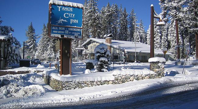 Tahoe City Inn - Tahoe City - Building
