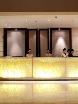 Lebua at State Tower - Bangkok - Front desk