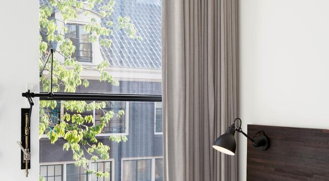 Stout & Co. - Amsterdam - Bedroom