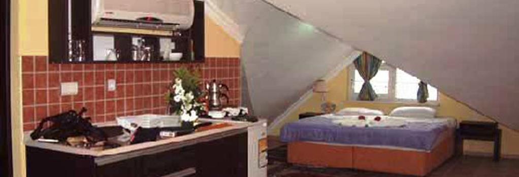 Sinemis Otel - Antalya - Bedroom