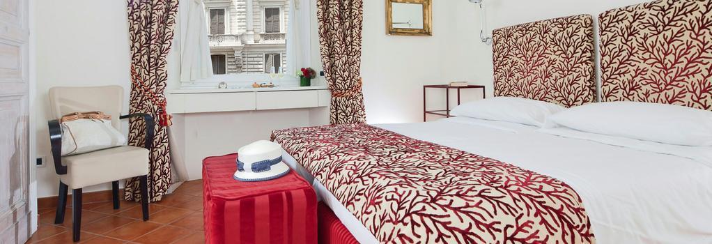 Caesar House Residenze Romane - Rome - Bedroom