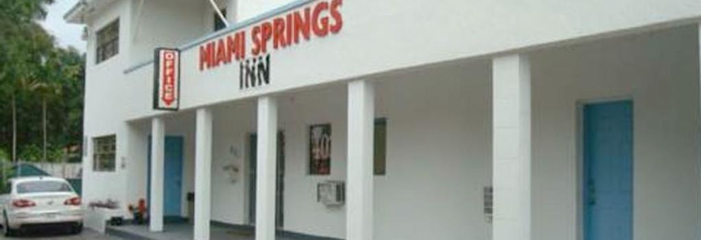 Miami Springs Inn - Miami Springs - Building
