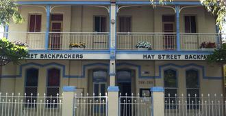 Hay Street Traveller's Inn - Hostel - Perth - Building