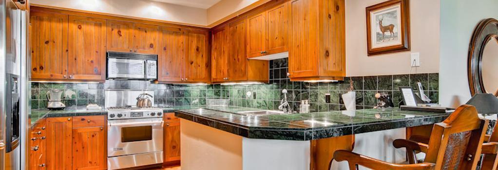 Bear Paw - Beaver Creek - Kitchen