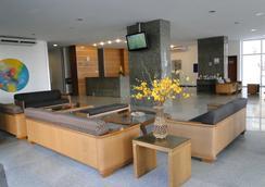 Costa do Mar Hotel - Fortaleza (Ceará) - Lobby