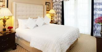 Beverly Hills Plaza Hotel & Spa - Los Angeles - Bedroom