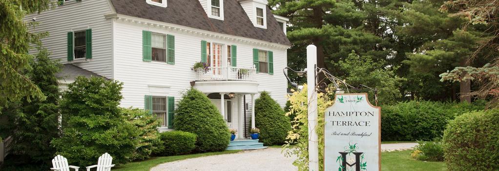 Hampton Terrace Inn - Lenox - Building