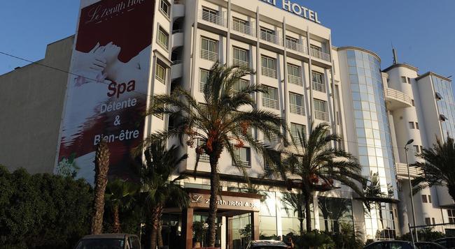 Le Zenith Hotel - Casablanca - Building