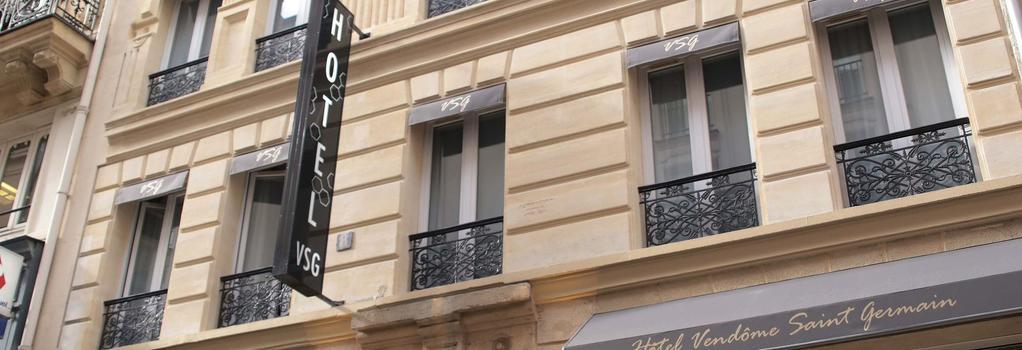 Hôtel Vendome Saint-Germain - Paris - Building