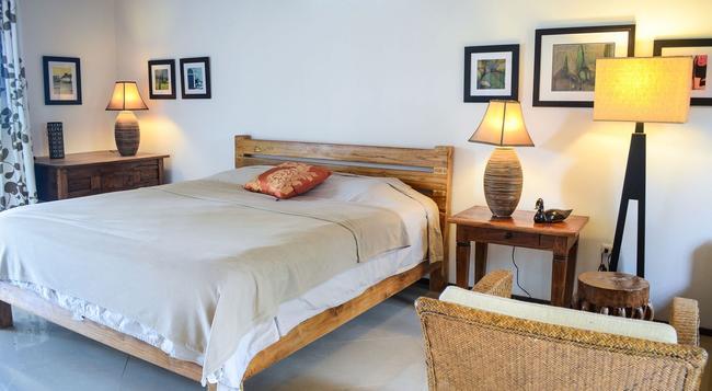 Lodge Margouillat - Tambor - Bedroom