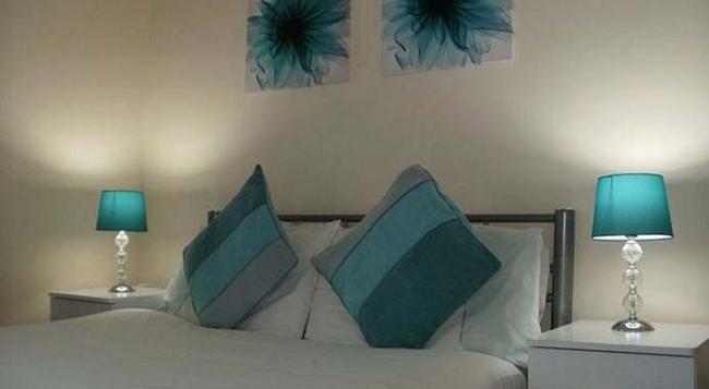 London Heathrow Guesthouse - Slough - Bedroom