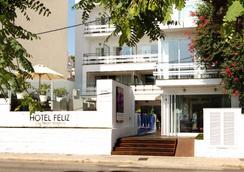 Hotel Feliz - Palma de Mallorca - Outdoor view