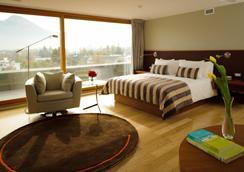 Noi Vitacura - Santiago - Bedroom