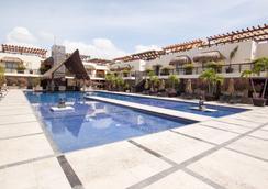 Aldea Thai by Teamoplaya - Playa del Carmen - Pool