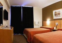 Hotel Corrientes - Santa Fe - Bedroom