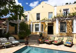 Mountain Manor Guest House - Cape Town - Pool