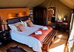 Buffelsdrift Game Lodge - Oudtshoorn - Bedroom