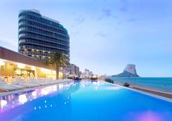 Gran Hotel Sol y Mar - Calp - Pool