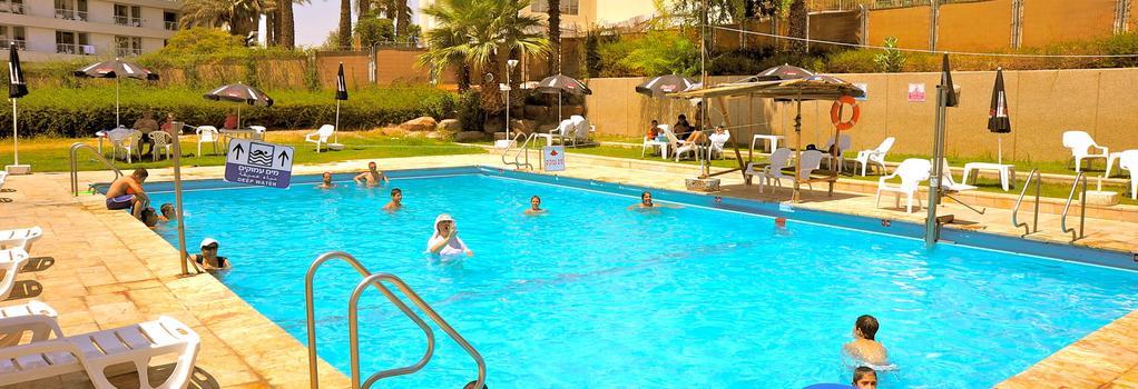 Aquamarine Hotel - Eilat - Pool