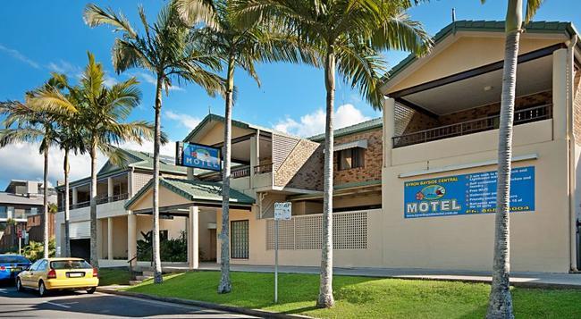 Byron Bay Side Central Motel - Byron Bay - Building