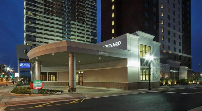 Courtyard by Marriott Atlantic City - Atlantic City - Building