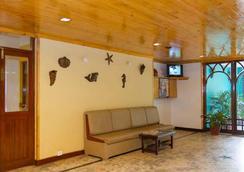 Swimsea Beach Resort (A Beach Property) - Panaji - Lobby