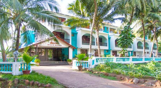 Swimsea Beach Resort (A Beach Property) - Goa - Building