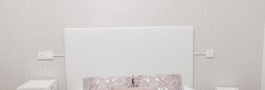 Hostal Hispano - Madrid - Bedroom