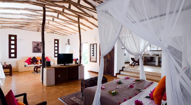 Kasha Boutique Hotel - Matemwe - Bedroom