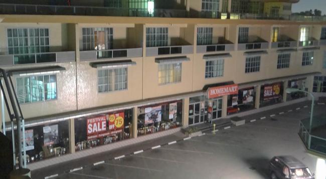 Mayfair Hotel - Dar Es Salaam - Building